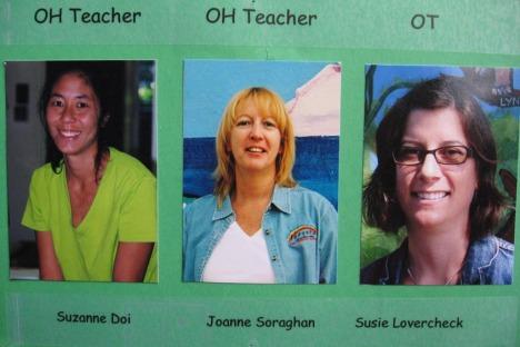 O.H. Teachers
